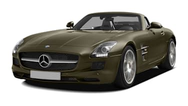 (Base) SLS AMG 2dr Roadster