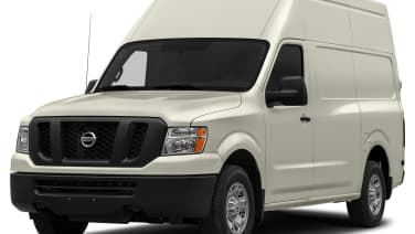 (S V8) 3dr Rear-wheel Drive High Roof Cargo Van