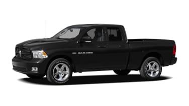 (Laramie) 4x4 Quad Cab 140 in. WB