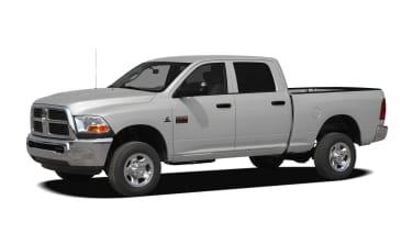 (Laramie Longhorn/Limited Edition) 4x4 Crew Cab 169 in. WB