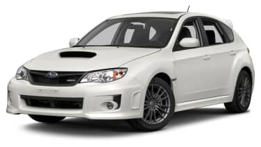(WRX Premium) 4dr All-wheel Drive Hatchback