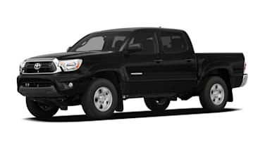 (PreRunner V6) 4x2 Double Cab 127.4 in. WB