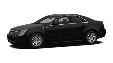 (Luxury) 4dr Rear-wheel Drive Sedan