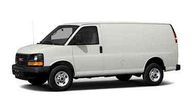 (Work Van) Rear-wheel Drive Extended Cargo Van