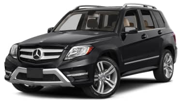 (Base) GLK350 4dr All-wheel Drive 4MATIC