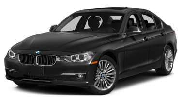 (xDrive) 4dr All-wheel Drive Sedan