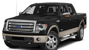 (King Ranch) 4x2 SuperCrew Cab Styleside 5.5 ft. box 145 in. WB