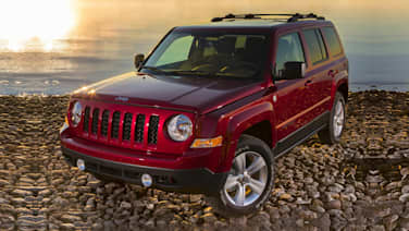 2017 Jeep Patriot X