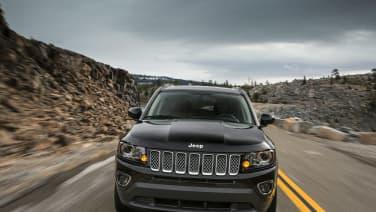 2017 Jeep Compass X