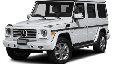 (Base) G550 4dr All-wheel Drive