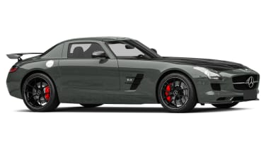 (GT Final Edition) SLS AMG 2dr Coupe