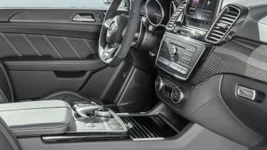 2017 Mercedes-Benz AMG GLE