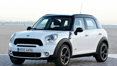 (Cooper S) 4dr All-wheel Drive ALL4 Sport Utility
