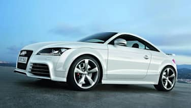 (2.5) 2dr All-wheel Drive quattro Coupe