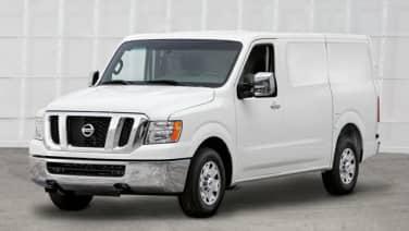 (S V6) 3dr Rear-wheel Drive Cargo Van