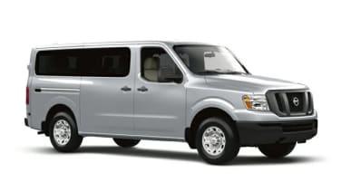 (SV V6) 3dr Rear-wheel Drive Passenger Van