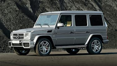 (Base) G63 AMG 4dr All-wheel Drive
