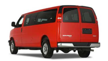 (Work Van) Rear-wheel Drive Extended Cargo Van