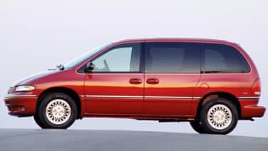(SX) Front-wheel Drive Passenger Van
