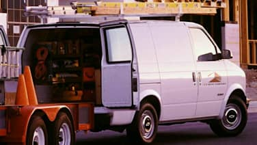 (Upfitter Pkg.) Rear-wheel Drive Cargo Van