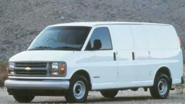 (Upfitter) G3500 Extended Cargo Van
