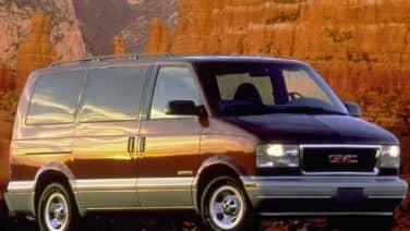 (SL) All-wheel Drive Passenger Van