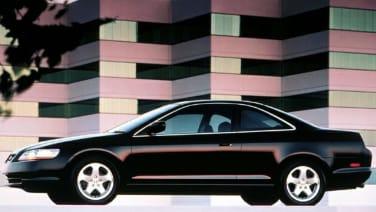 (EX V6) 2dr Coupe