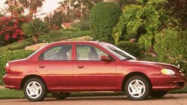 1999 Kia Sephia