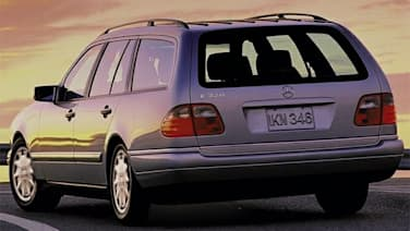 (Base) E320 4dr Station Wagon