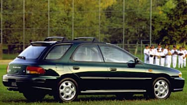 (L) 4dr All-wheel Drive Station Wagon