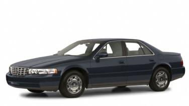 2000 Cadillac Seville