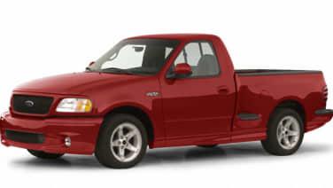 (SVT Lightning) 4x2 Regular Cab Flareside 119.8 in. WB