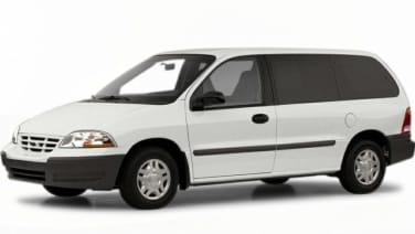 (Standard) 3dr Cargo Van