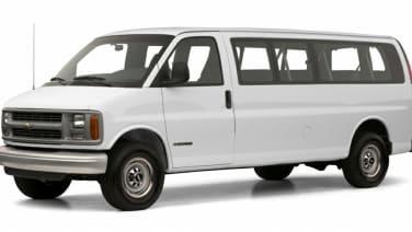 (LS) G1500 Passenger Van