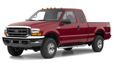(Lariat) 4x4 SD Super Cab 141.8 in. WB HD