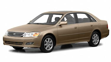 (XL Buckets) 4dr Sedan