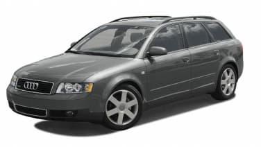 (1.8T Avant) 4dr All-wheel Drive Quattro Station Wagon