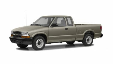 (LS) 4x4 Extended Cab 122.9 in. WB