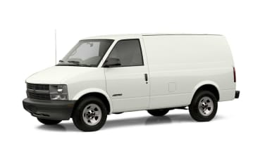 (Base) Rear-wheel Drive Cargo Van