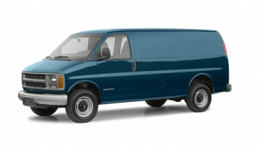 (Base) G1500 Cargo Van