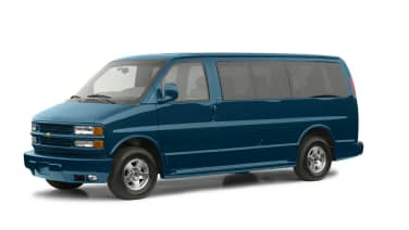 2002 Chevrolet Express LT