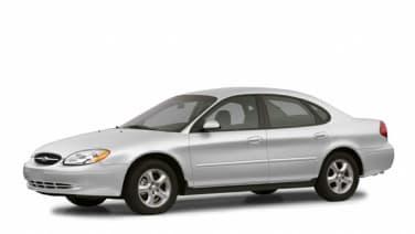 (LX Standard) 4dr Sedan
