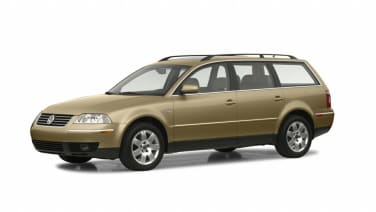 (GLS) 4dr Front-wheel Drive Station Wagon