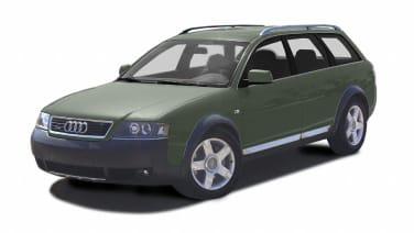 (2.7T) 4dr All-wheel Drive Quattro Wagon