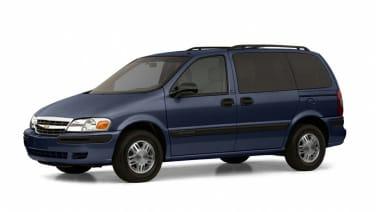 (LS) Front-wheel Drive Extended Passenger Van