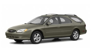 (SE Deluxe) 4dr Station Wagon