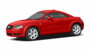 (1.8L) 2dr All-wheel Drive Quattro Coupe