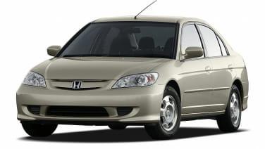 (Hybrid w/ULEV) 4dr Sedan