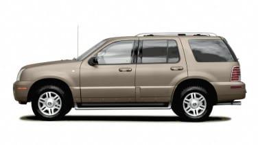 (4.0L V6 Luxury) 4x2
