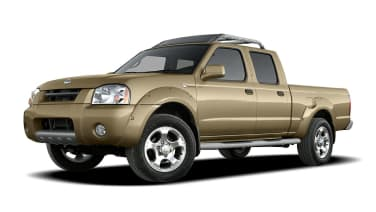 (SC-V6) 4x4 Standard Bed Crew Cab 116.1 in. WB